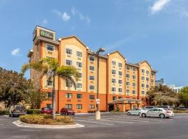 Extended Stay America - Miami - Downtown Brickell - Cruise Port, hotel near Marlins Park, Miami