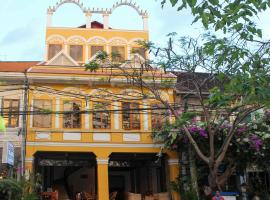 Good Morning Kampot, guest house in Kampot