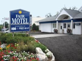 Fair Motel, hotel near Ramapo College, Upper Saddle River