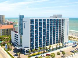 Hotel Blue, hotel near Myrtle Beach Boardwalk, Myrtle Beach