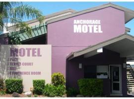 Anchorage Motor Inn, hotel in Caloundra