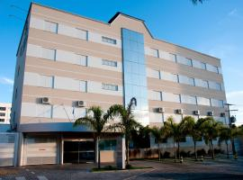 Hotel Roari, hotel in Cuiabá