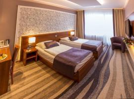 Avanti Hotel, hotel in Brno