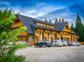 Horský Hotel Kristína, hotel v Hruštíne