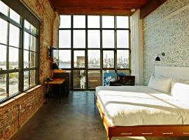 Wythe Hotel, hotel in Brooklyn