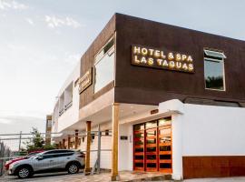 Hotel & Spa Las Taguas, hotel en Arica