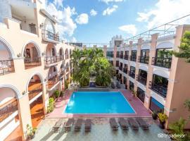 Hotel Doralba Inn, hôtel à Mérida