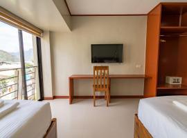 Coral Cliff Hotel, hotel in El Nido