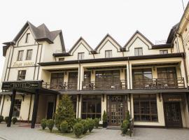 Georg Palace Hotel, hotel in Chernivtsi
