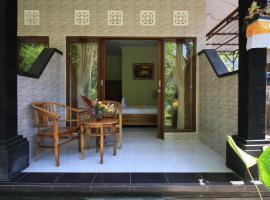 Teba Jati Guest House, hotel in Ubud