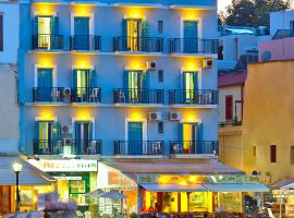 Lucia Hotel, accommodation in Chania Town