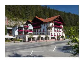 Hotel Gasthof Neuner, hotel in Imst