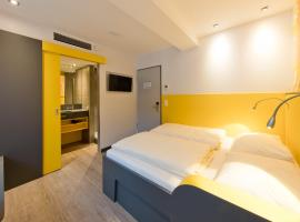 Buddy Hotel, hotel near Munich Central Station, Munich