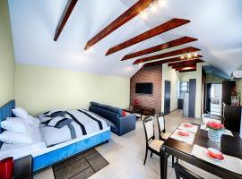 Apartamenty Salt Delux, hotel near Wieliczka Salt Mine, Wieliczka