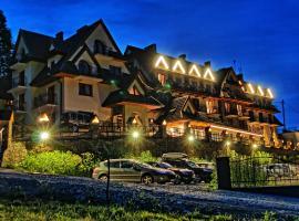 Biały Dunajec Resort & Spa, hotel in Biały Dunajec