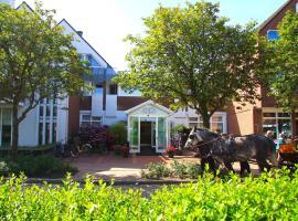 Hotel Flörke, Hotel in Langeoog