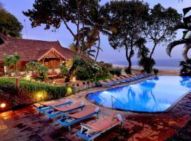 Somatheeram Ayurveda village, accessible hotel in Kovalam