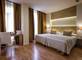 Hotel Comfort Dauro 2, hotel en Granada