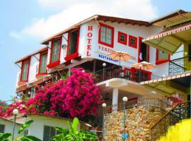 Hotel Vereda Tropical, hotel in Taboga