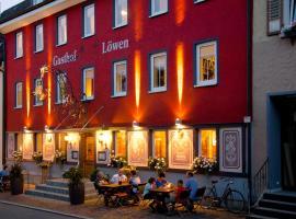 Gasthaus Löwen, Hotel in Tuttlingen