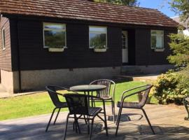 Creity Hall Chalet, hotel near Doune Castle, Stirling
