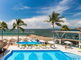 Villa Premiere Boutique Hotel & Romantic Getaway, hotel in Puerto Vallarta