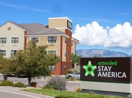 Extended Stay America - Albuquerque - Rio Rancho, hotel in Rio Rancho