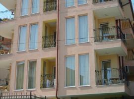 Apart Hotel Hetodon、ソゾポルのホテル