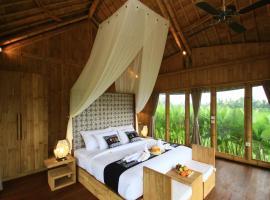 Padi Bali Eco Villas, hotel near Tegallalang Rice Terrace, Payangan