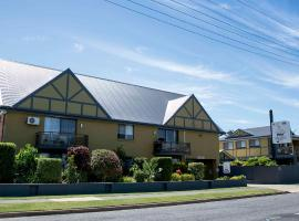 Coastal Bay Motel, hotel near Coffs Harbour Airport - CFS,