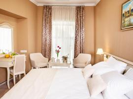 Pletnevskiy Inn, отель в Харькове