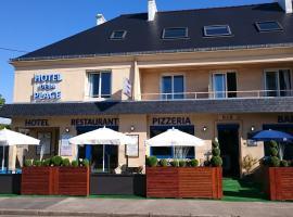 Hotel de la Plage, hôtel à Quinéville