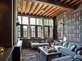 De Waterzooi Lodge, B&B in Gent