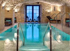 Domaine de la Klauss, Restaurant Gastronomique Le K & Spa, hotel in Montenach