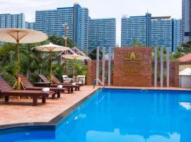 Lotusland Resort, hotel near Pattaya Floating Market, Jomtien Beach