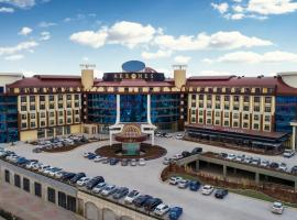 Akrones Thermal Spa Convention, hotel in Afyon