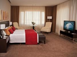 Hotel Uthgra Sasso, hotel en Mar del Plata