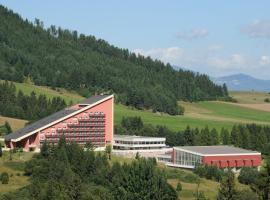 Hotel SOREA MÁJ, hotel v blízkosti zaujímavosti Termálne kúpaliská Liptovský Ján (Liptovský Ján)