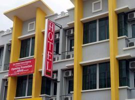 ECO Hotel Putra Kajang, hotel in Kajang