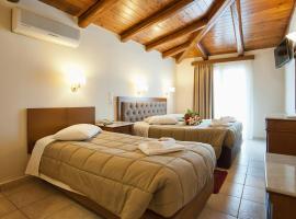 Parnassos Delphi Hotel, hotel in Delphi