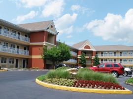 Extended Stay America Suites - St Louis - Westport - East Lackland Rd, hotel in Maryland Heights