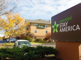 Extended Stay America - Long Island - Bethpage, hotel v destinaci Bethpage