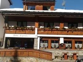 Hotel Capriolo, hotel in Madesimo
