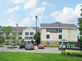 Extended Stay America Suites - Minneapolis - Eden Prairie - Valley View Road, hotel in Eden Prairie