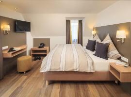 Hotel Gasthaus zum Zecher, Hotel in Lindau