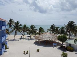 Anchorage Beach Resort Caye Caulker, Hotel in Caye Caulker