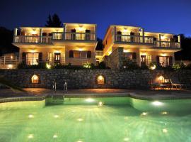 Villa Avgerini, hotel in Gaios