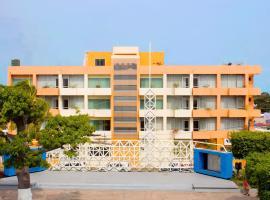 Hotel del Parque, hotel in Ciudad del Carmen