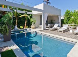 Sycamore Villa, hotel with pools in Los Angeles