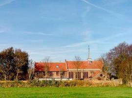 appartement Karmel, hotel dicht bij: Ruïnes Slot op de Hoef, Egmond aan den Hoef